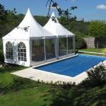 Tente Garden 4x4