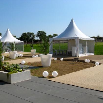 Tente Garden